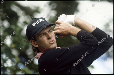 Peter Fowler, Australian Golfer.