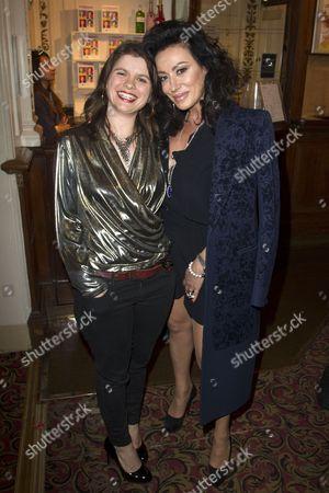Eleanor Lloyd (Producer) and Nancy Dell'Olio