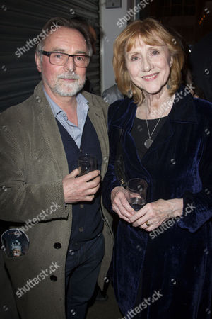 Ron Cook and Pamela Miles