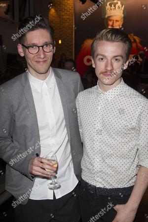 Tom Scutt (Designer) and Steven Webb