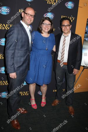 Scott Rothman (Screenwriter), Ali Bell (Producer), Rajiv Joseph
