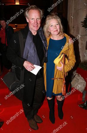 Nicholas Farrell and Stella Gonet
