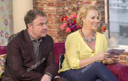 Paul Ross and Daisy McAndrew