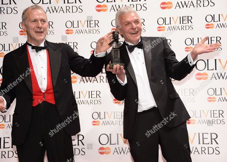 Robert Goodale and David Goodale (Best new comedy)