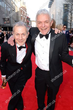 Stock Image of Robert Goodale and David Goodale