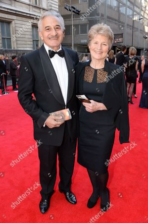 Henry Goodman and Sue Parker