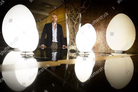 Editorial picture of Michael Katz Krefeld in Helsinki, Finland - 11 Apr 2014
