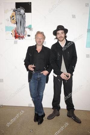 Peter Westh and Ben Kustow