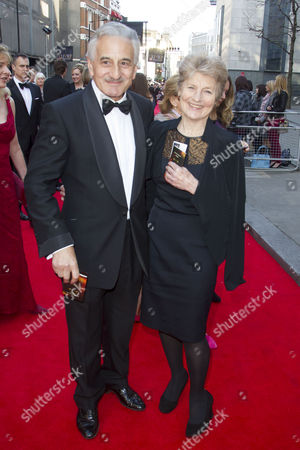 Stock Picture of Henry Goodman and Sue Parker