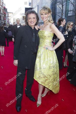 Editorial photo of Olivier Awards, Royal Opera House, London, Britain - 13 Apr 2014