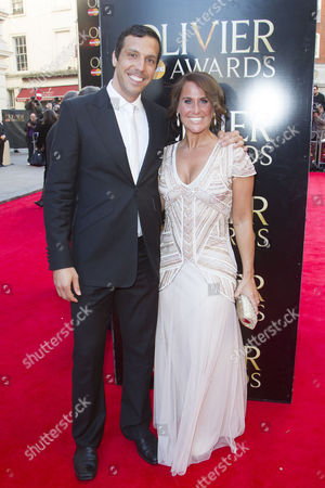 Stock Image of Alex Gaumond and Jane McMurtrie