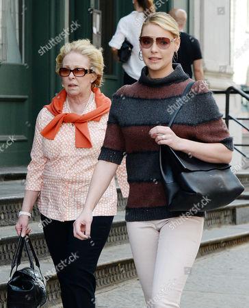 Katherine Heigl and mother Nancy Heigl