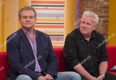 Hugh Bonneville and David Westhead