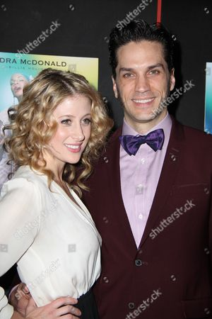 Caissie Levy, Will Swenson
