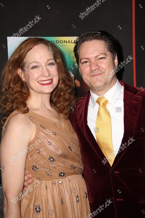 Stock Image of Guest and Robert Petkoff