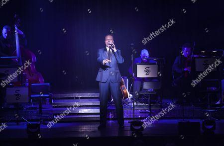 Support act Lance Ellington