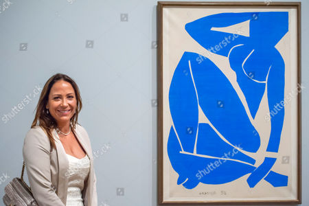 Editorial picture of Henri Matisse: The Cut-Outs exhibition, Tate Modern, London, Britain - 14 Apr 2014