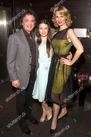 Stock Picture of Domenick Allen, Cayleigh Allen and Leigh Zimmerman (Miranda Frayle)