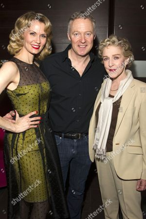 Editorial picture of 'Relative Values' Play after party at Mint Leaf, London, Britain - 14 Apr 2014