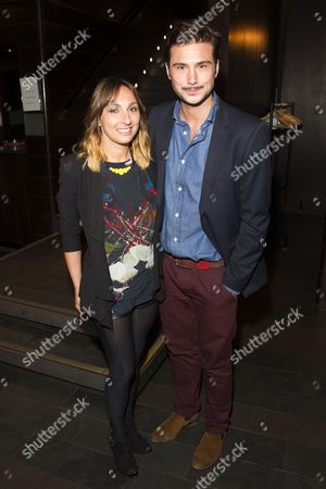 Stock Image of Vicki Campbell and Ben Mansfield (Don Lucas)