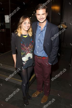 Stock Picture of Vicki Campbell and Ben Mansfield (Don Lucas)