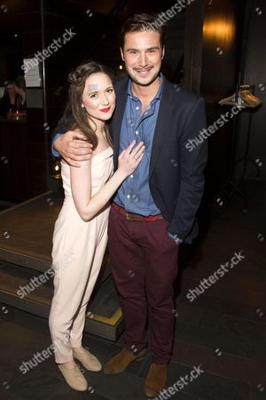 Rebecca Birch (Alice) and Ben Mansfield (Don Lucas)