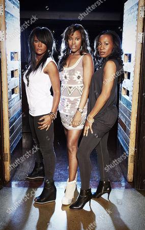 Stock Photo of Eternal - Vernie Bennett, Kelle Bryan and Easther Bennett