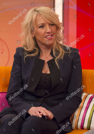 Editorial picture of 'Lorraine Live' TV Programme, London, Britain - 15 Apr 2014