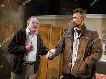 James Bolam (Jimmy), Steve John Shepherd (David)