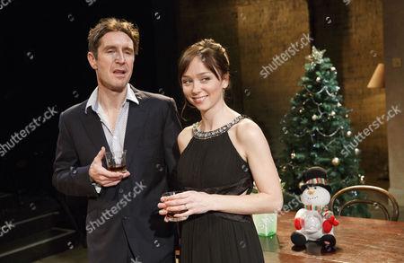 Paul McGann (Vershinin), Emily Taaffe (Masha)