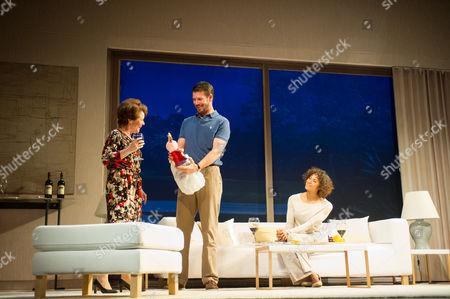 Imelda Staunton (Margaret), Lloyd Owen (Mike), Angel Coulby (Kate)