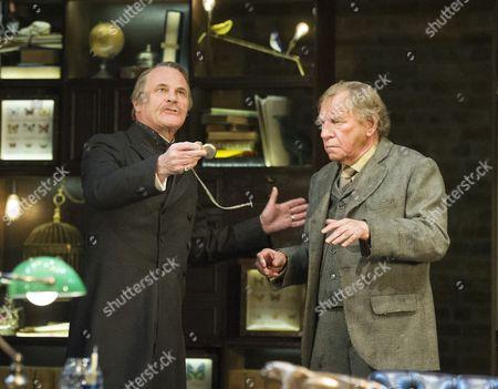 David Rintoul as Sir Alexander, Geoffrey Freshwater as Ralph