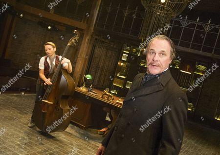 Lisa Dillon as Moll, David Rintoul as Sir Alexander