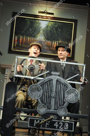 Robert Webb as Wooster, Mark Heap as Jeeves