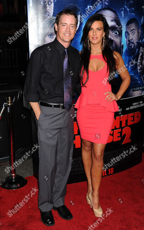 Editorial picture of 'A Haunted House 2' film premiere, Los Angeles, America - 16 Apr 2014