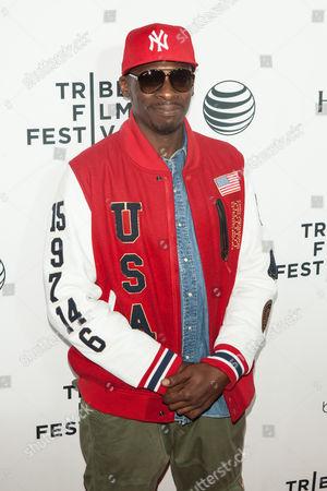 Editorial image of 'Time is Illmatic' film screening, Tribeca Film Festival, New York, America - 16 Apr 2014