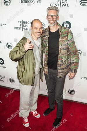 Bobbito Garcia and DJ Stretch Armstrong