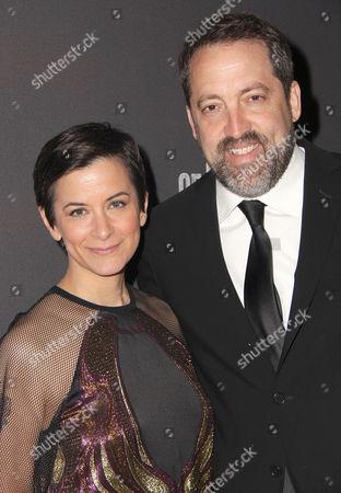 Anna D Shapiro and Guest