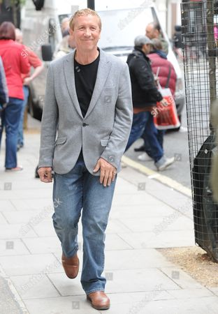 Editorial picture of Paul Hardcastle out and about, London, Britain - 17 Apr 2014