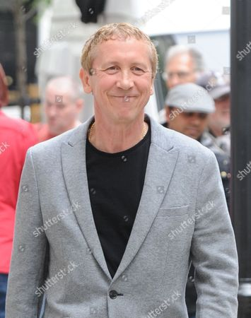 Stock Photo of Paul Hardcastle