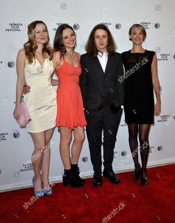 Louisa Krause, Emily Meade, Rory Culkin, Alexia Rasmussen