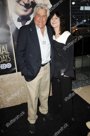 Jay Leno and Mavis Leno