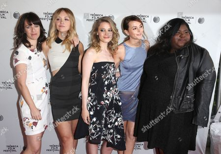 Editorial picture of 'Life Partners' film premiere at Tribeca Film Festival, New York, America - 18 Apr 2014