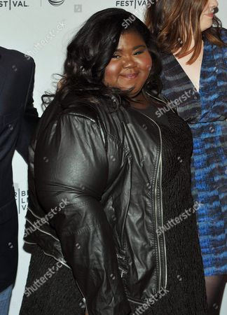 Stock Photo of Gabby Sidibe