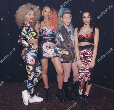 Neon Jungle - Jessica Plumber, Asami Zdrenka, Amira McCarthy, Shereen Cutkelvin
