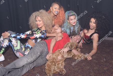 Neon Jungle - Jessica Plumber, Asami Zdrenka, Amira McCarthy, Shereen Cutkelvin with Jeremy Joseph