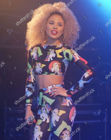 Editorial image of Neon Jungle in concert at G-A-Y, London, Britain - 19 Apr 2014