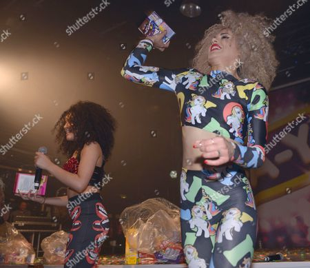 Stock Picture of Neon Jungle - Jessica Plumber