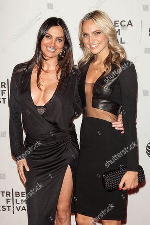 Alina Puscau and Kristen Olenick