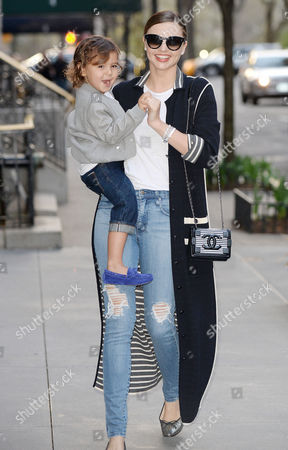 Miranda Kerr, Flynn Bloom